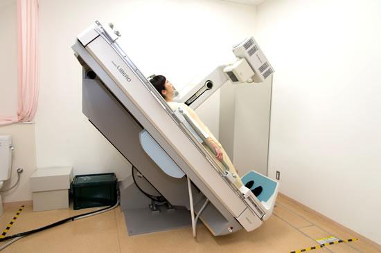 胃部X線透視