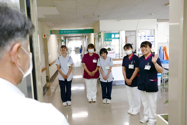 看護部2017年4月入職3年目20年目30歳