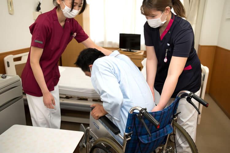 病棟2013年4月入職7年目20年目33歳